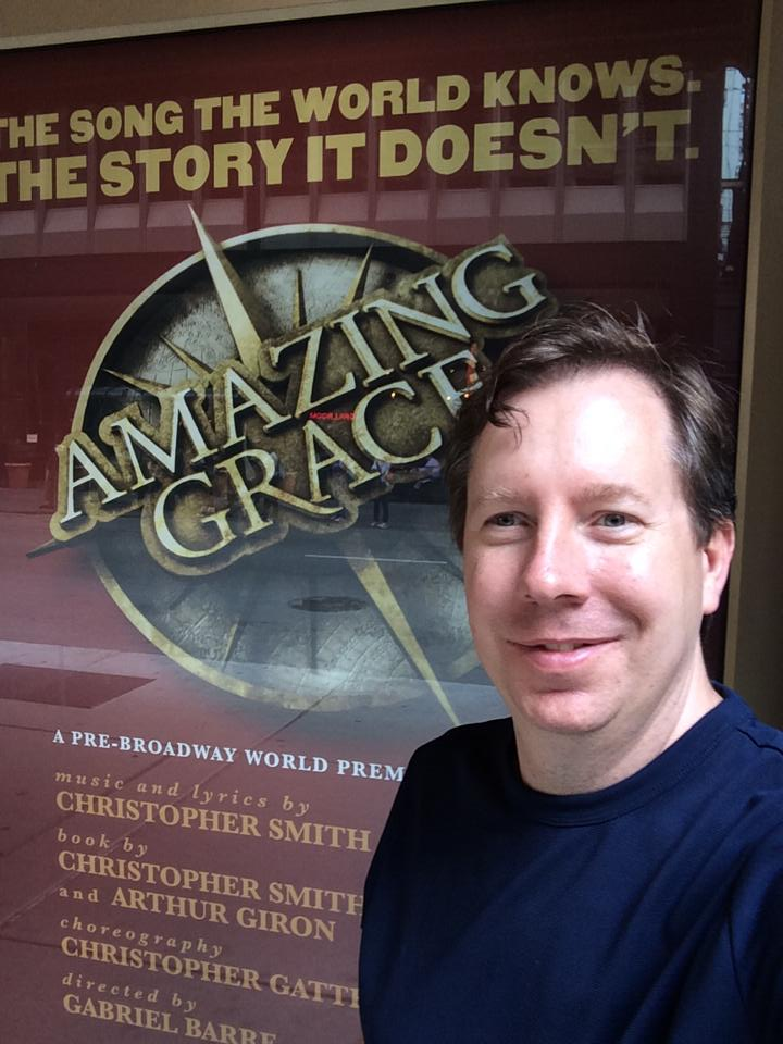Amazing Grace: a photo journal | A View from the Podium